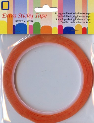 Extra Sticky Tape 3mm
