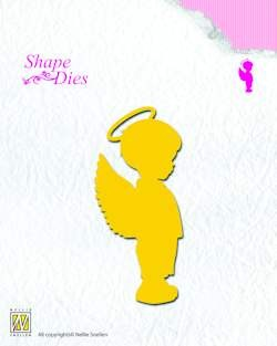 Nellie`s Shape Dies angel boy