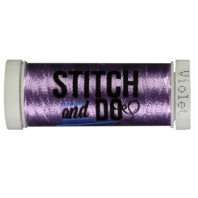 Stitch & Do 200 m - Hobbydots - Violet