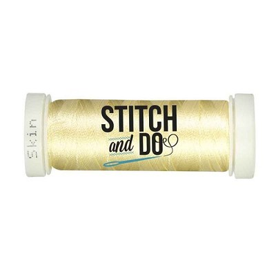 Stitch & Do 200 m - Linnen -  Chamois/skin