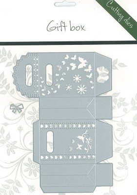 Romak cutting die Gift box