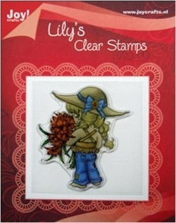 Joy Lilys clear stamps