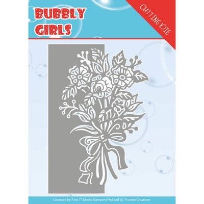 Dies - Yvonne Creations - Bubbly girls- Bubbly girls- Bouquet