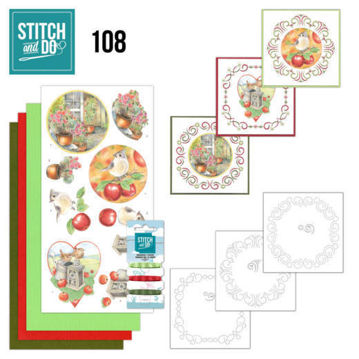 Stitch and Do 108 Outdoor Beauty
