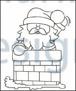 Clear Stamp Fairy Chimney