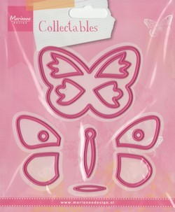 Collectables set Butterfly