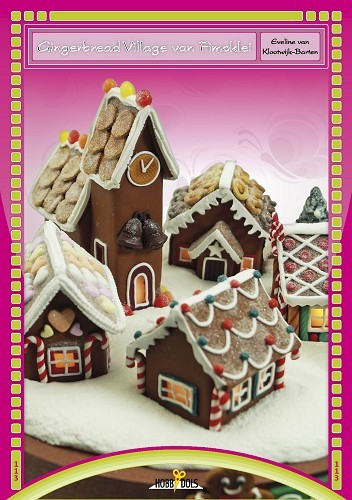 HD113 - Gingerbread Village van Fimoklei