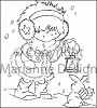 Clear Stamp Xmas things