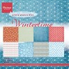 Pretty Papers bloc Wintertime 15x15 cm